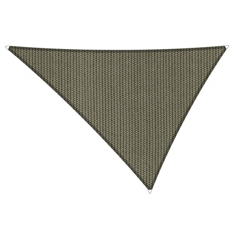 Schaduwdoek Shadow Comfort driehoek 4,00x5,00x5,40 meter, Desert Storm