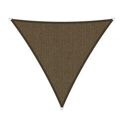 Shadow Comfort driehoek 3,6x3,6x3,6 Japanese Brown