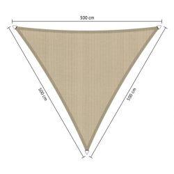 Shadow Comfort driehoek 5x5x5 Neutral Sand