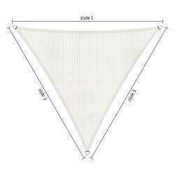 Shadow Comfort driehoek 6x6x6 Mineral White