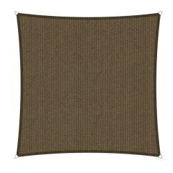 Shadow Comfort vierkant 3,6x3,6x3,6x3,6 Japanese Brown