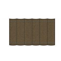 Harmonicadoek Shadow Comfort Japanese Brown 2x5M