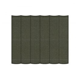 Harmonicadoek Shadow Comfort Deep Grey 2,90x4M