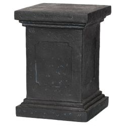 Capi Classic Pedestal IV zwart 40x40x75cm