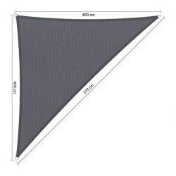 Shadow Comfort waterafstotend driehoek 90° 4x4x5,7 Denim