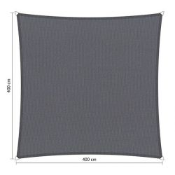 Shadow Comfort waterafstotend vierkant 4x4 Denim