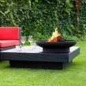 2L Home and Garden - Vuurschaal op ring - Ø 60cm