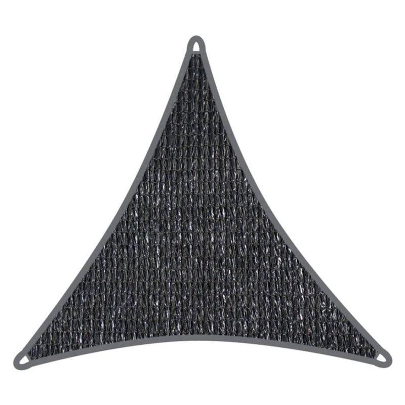 Coolaroo schaduwdoek driehoek 5x5x5m Grafiet
