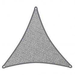Coolaroo schaduwdoek driehoek 5x5x5m Grijs