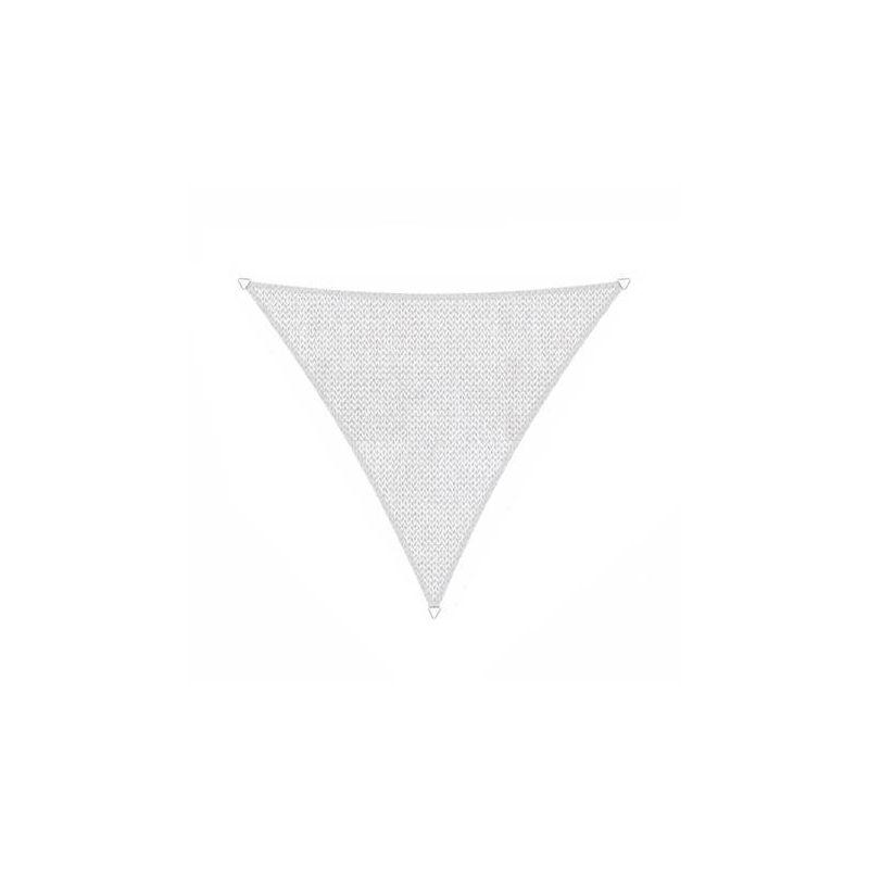 Sunfighters driehoek 5x5x5 Wit