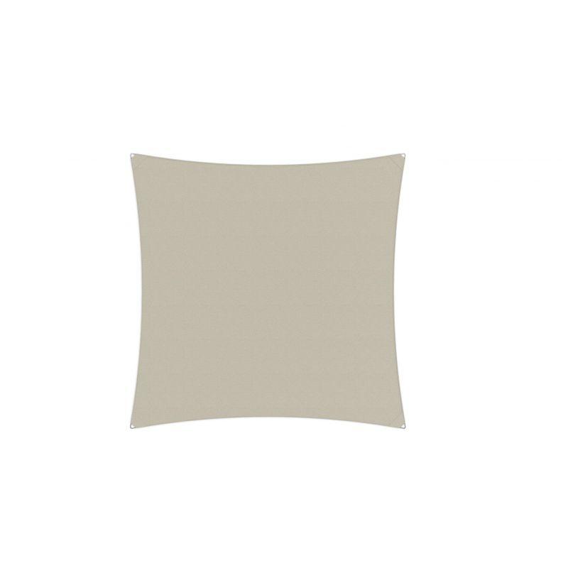 Umbrosa Ingenua schaduwzeil vierkant 4x4 m solidum canvas