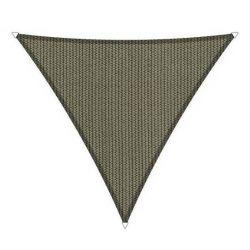 Schaduwdoek Shadow Comfort driehoek 5,00x5,00x5,00 meter, Desert Storm
