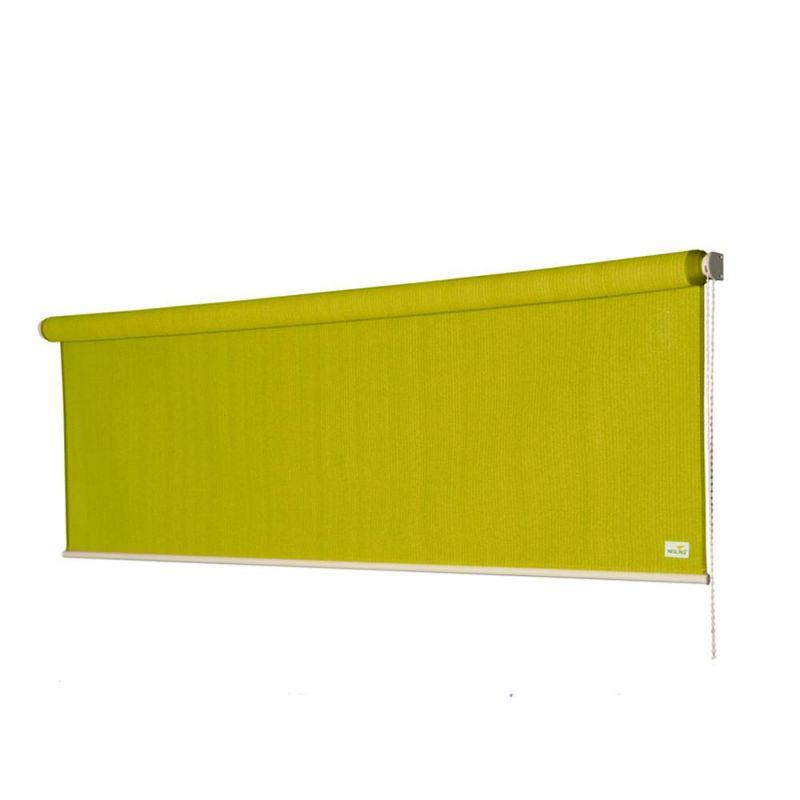 Nesling Rolgordijn 0,98x2,48 Lime Groen